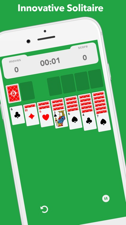 Solitaire King of the Hill