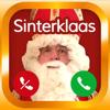 Sinterklaas aan de telefoon!