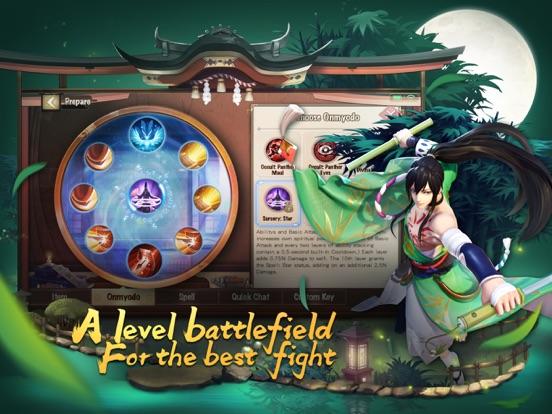 Onmyoji Arena screenshot #2