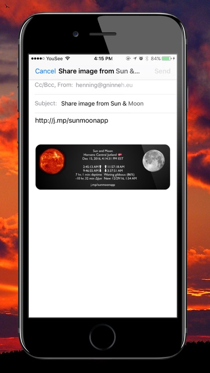 Sun and Moon Sky Finder AR screenshot-4