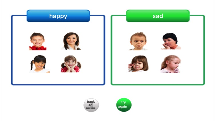 Autism iHelp – Sorting screenshot-1