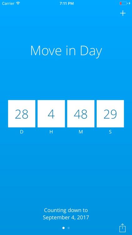 Dwindle Countdown