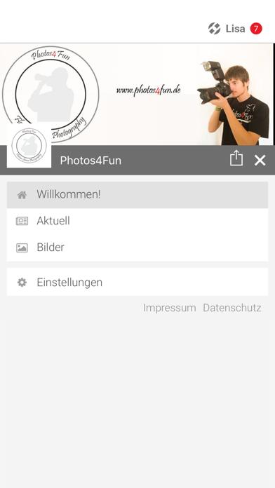 Photos4Fun screenshot 2