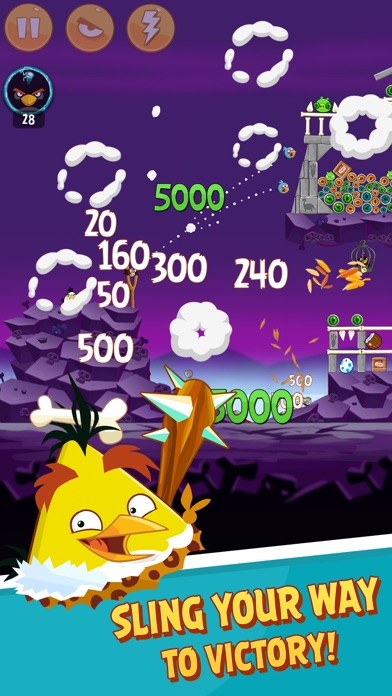 Angry Birds Classic Скриншоты4