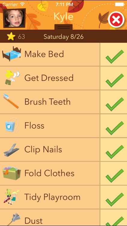 Chore Pad: Chores & Rewards, Beautifully Themed