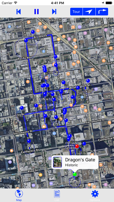 Chinatown Guided Tour Screenshots
