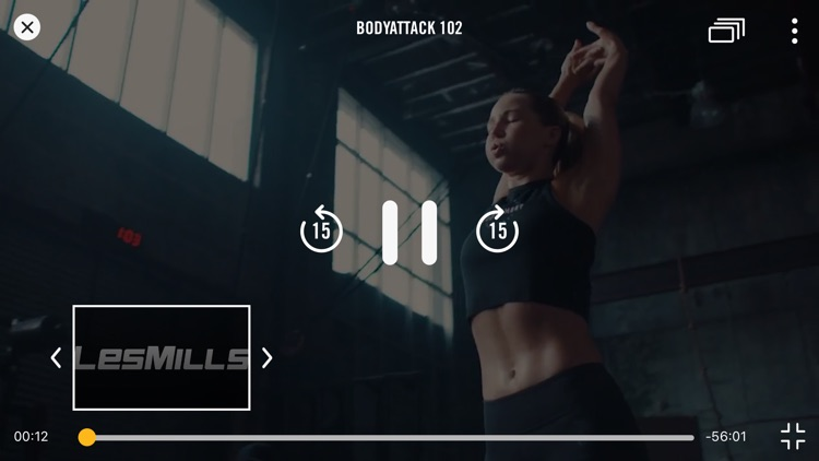 Les Mills Releases screenshot-5