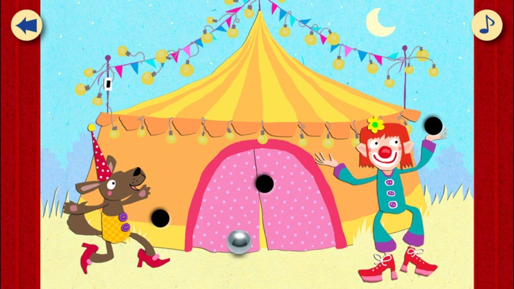 My First App - Circus screenshot-1