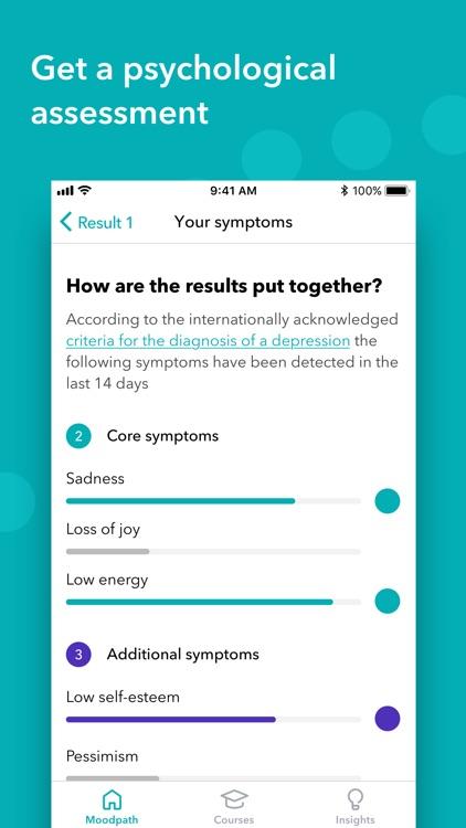 Moodpath: Depression & Anxiety