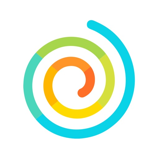 Funimate make cool music video application logo