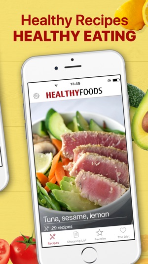 Healthy food cooking recipes on the app store forumfinder Choice Image