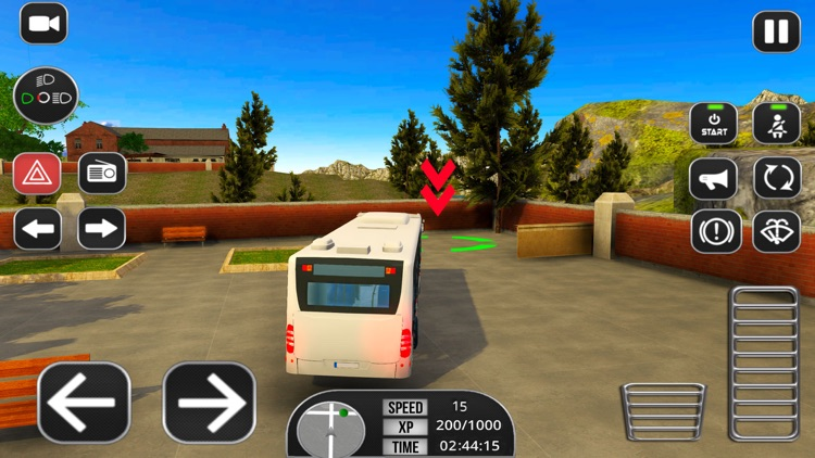 Coach Bus Driver Academy 3D screenshot-2