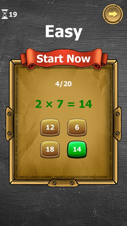 The Multiplication Table screenshot-7