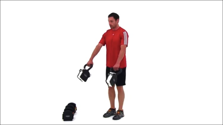 Kettlebell Training screenshot-3