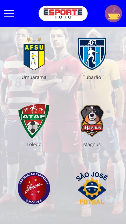 Esporte 1010 screenshot-3