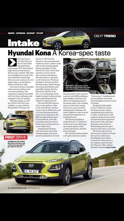 Motor Trend Magazine screenshot-3