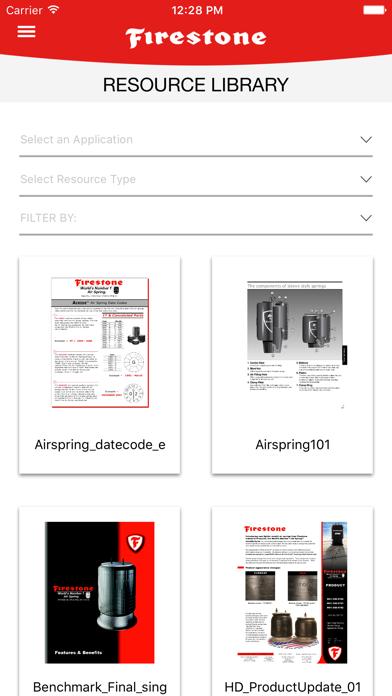 Firestone HD Air Spring App screenshot three