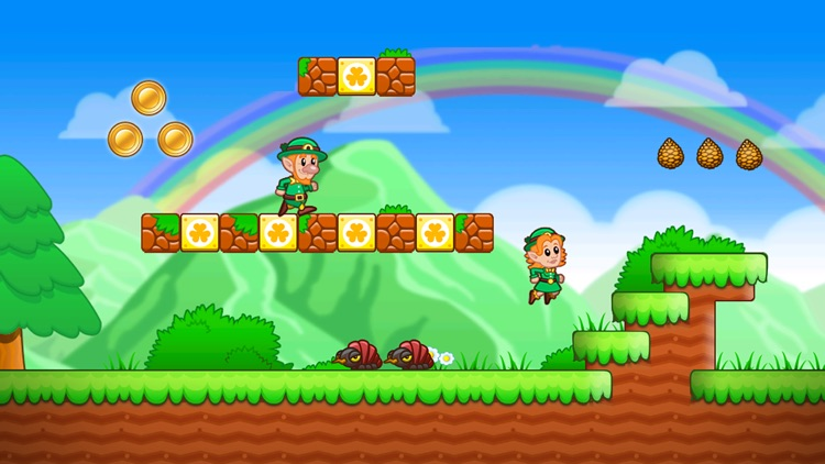 Lep's World - Jump n Run Games screenshot-0