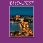 Budapest Offline Map Visitors Guide
