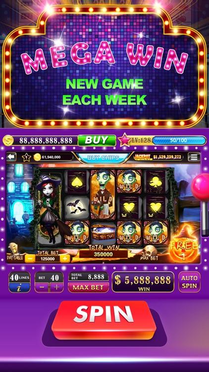 Lucky Classic Slots:Double Win screenshot-3