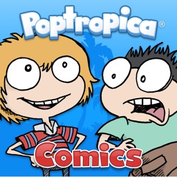 Poptropica Comics