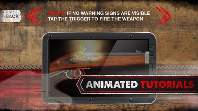 Weaphones Antiques Firearm Sim screenshot-3
