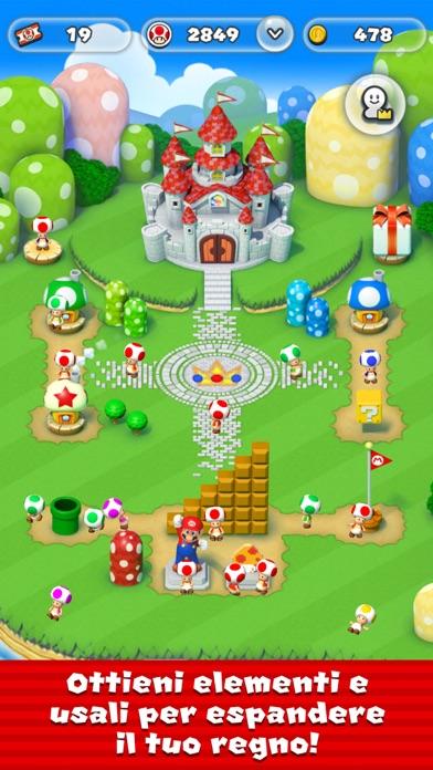 Screenshot for Super Mario Run in Italy App Store