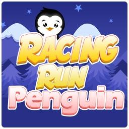 Racing Run Penguin