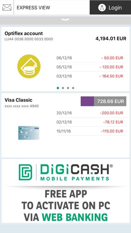 Web Banking screenshot-4