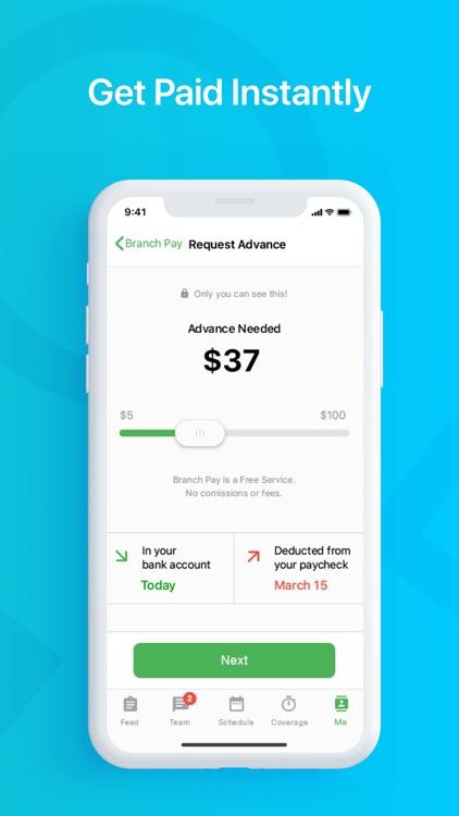Branch Messenger - Work App screenshot-4