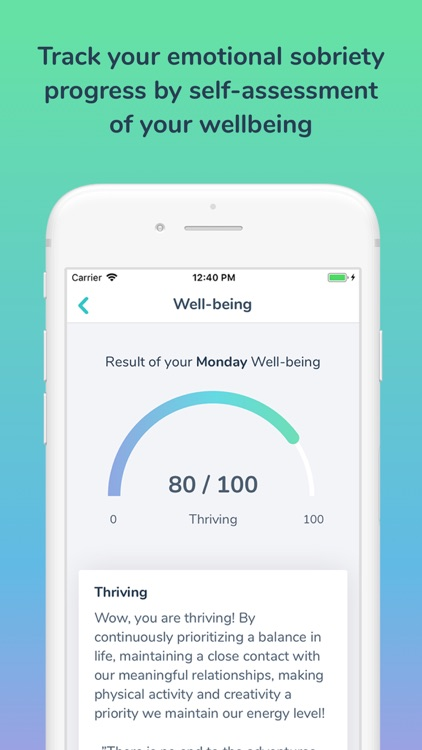 LetGOH - Addiction Recovery screenshot-8