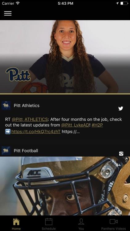 Pitt Panthers Gameday