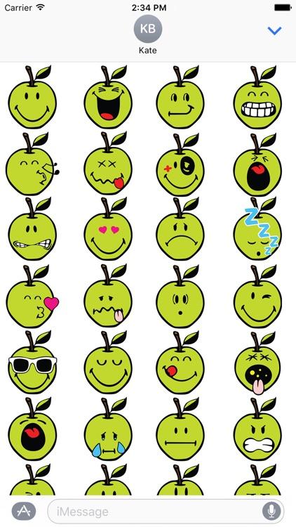 Smiley Apple Pack