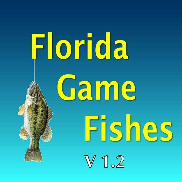 Florida freshwater game fish on the app store for Florida game and fish