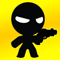 Stickman Shooter Wars Physics