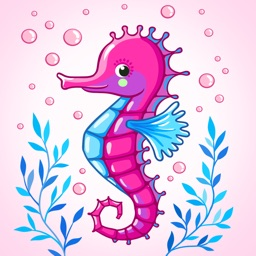Sea Horse Lovely