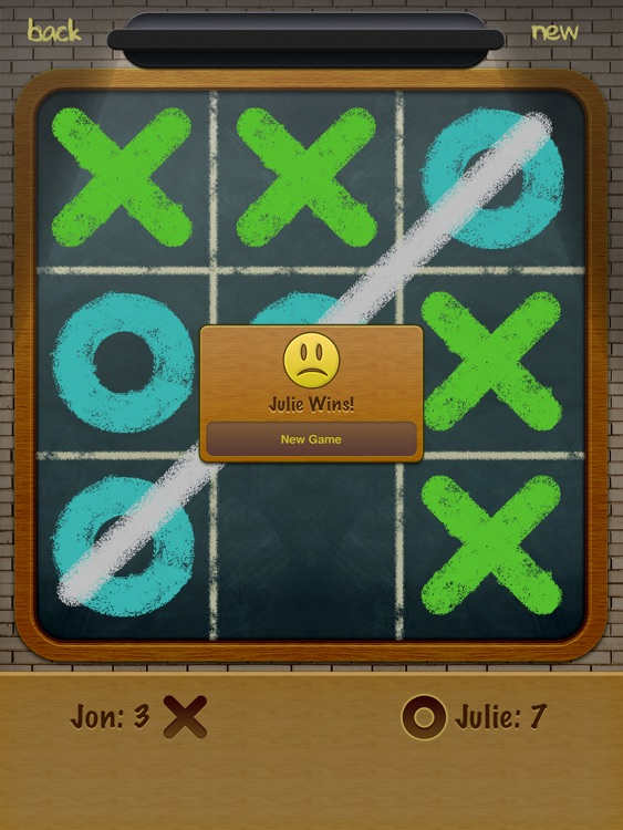 Tic Tac Toe HD! screenshot-4