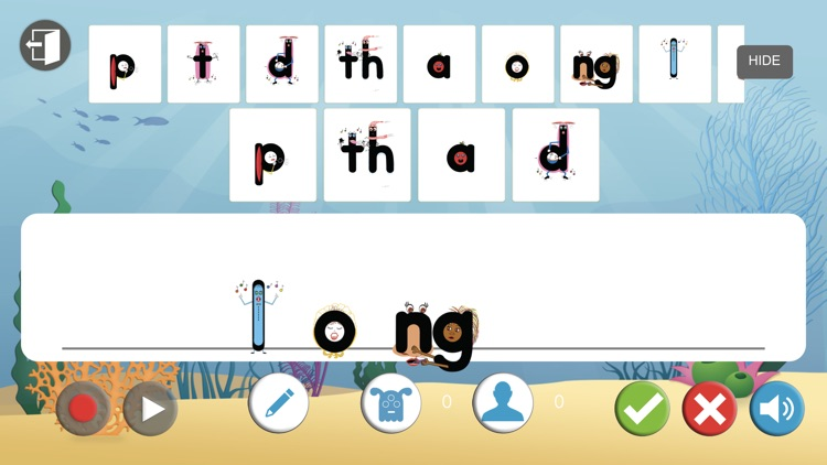 Lively Letters - Phonics screenshot-2
