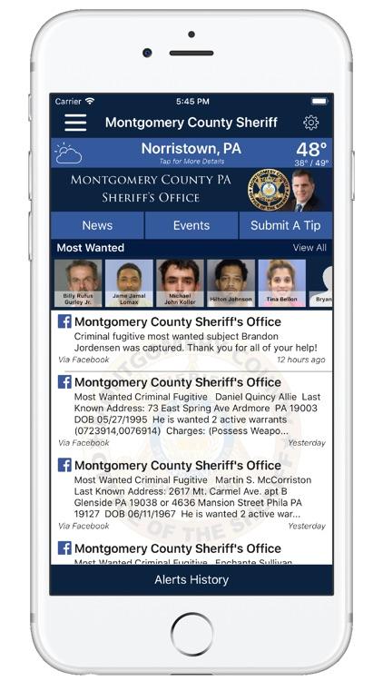 Montgomery County PA Sheriff by Montgomery County PA