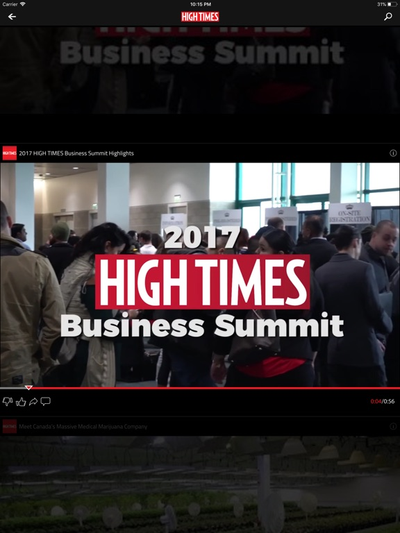 High Times TV Screenshots