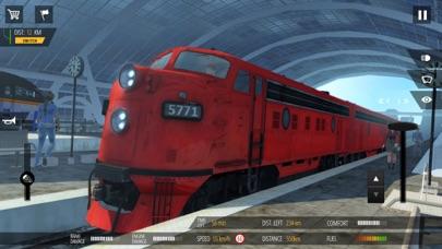 Train Simulator PRO 2018 screenshot 2