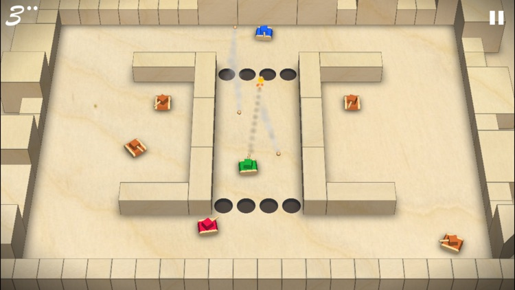 Tank Battles screenshot-0