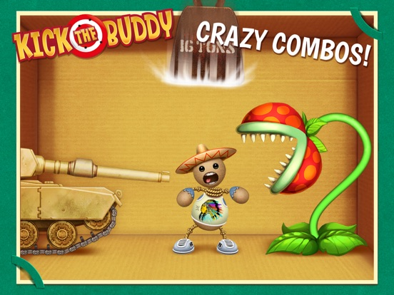 Kick the Buddy screenshot 10