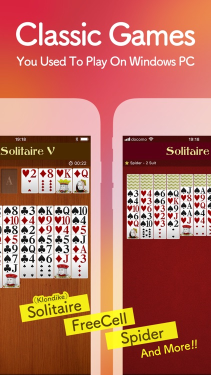 Solitaire Victory screenshot-1