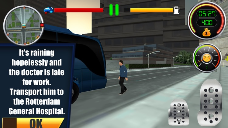 City Bus Driver: Driving Sim screenshot-5