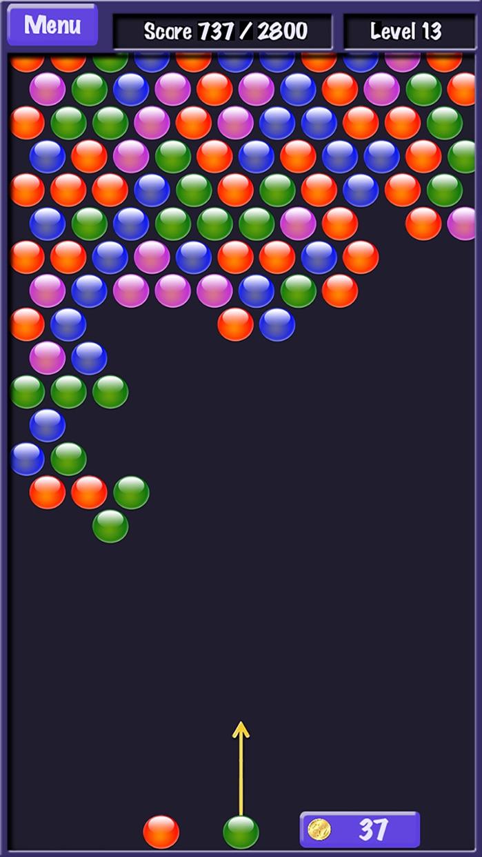 Bubble Shooter - Addictive! Screenshot