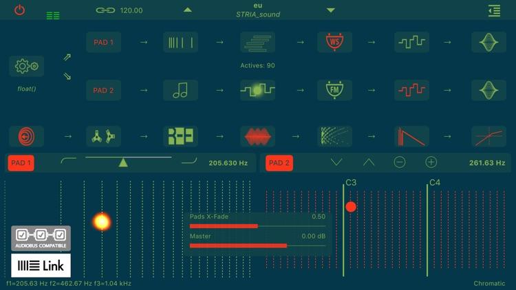 Stria screenshot-0