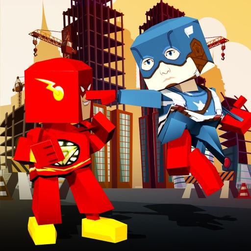 Pixel Hero Fighting 3D