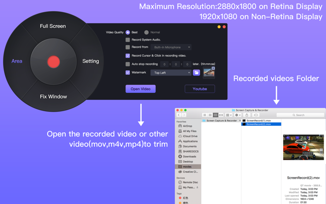 Screen Capture & Recorder Screenshot