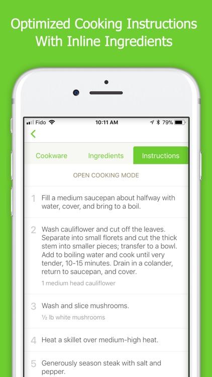 Mealime - Meal Plans & Recipes screenshot-6